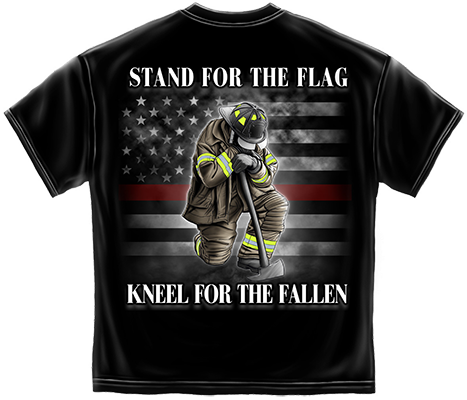 FF I STAND FOR FLAG