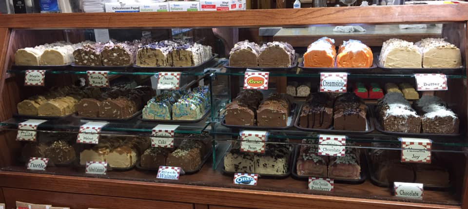 fudge in Pigeon Forge